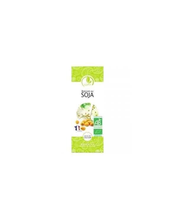 Lait de Soja Bio 1L