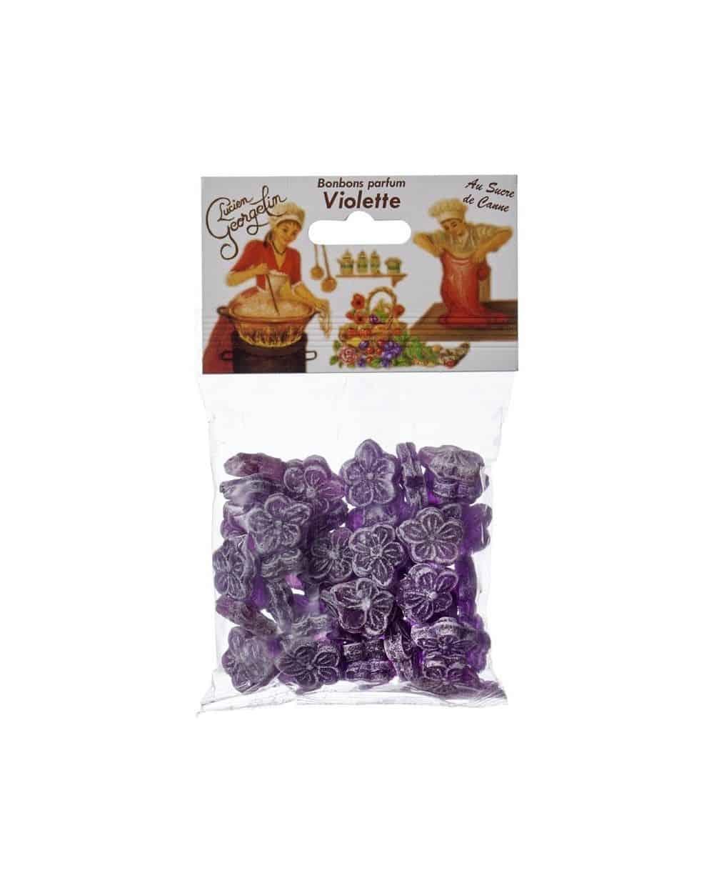 Bonbons à la violette bio 150g