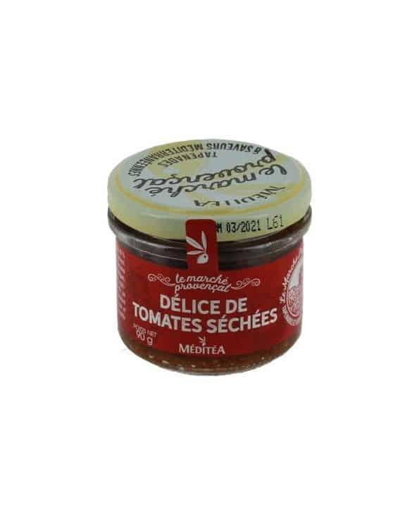 Délice de tomates séchées Méditea 90g
