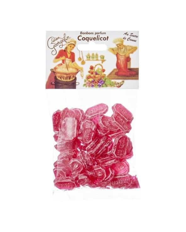 Bonbons Coquelicot 150g
