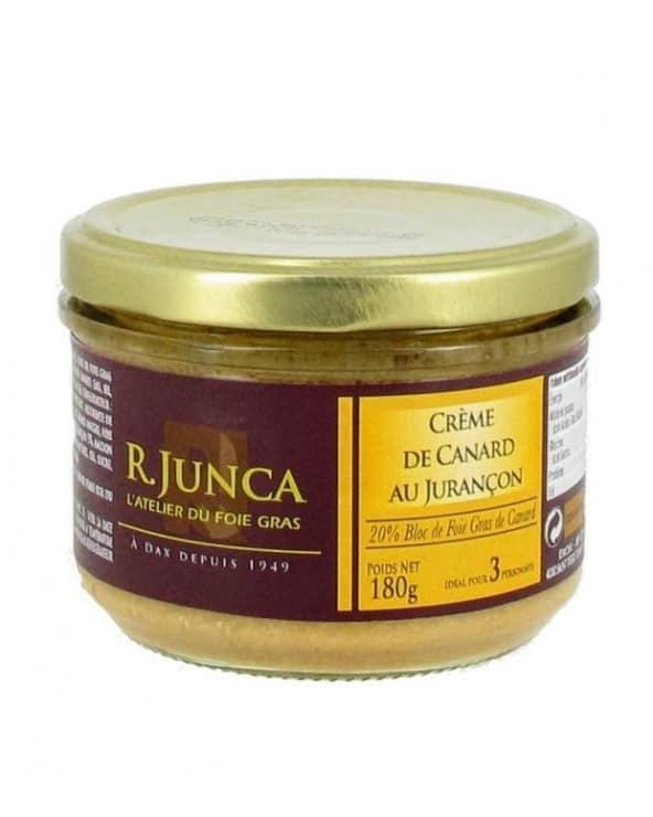 Crème de canard au Jurançon 180g