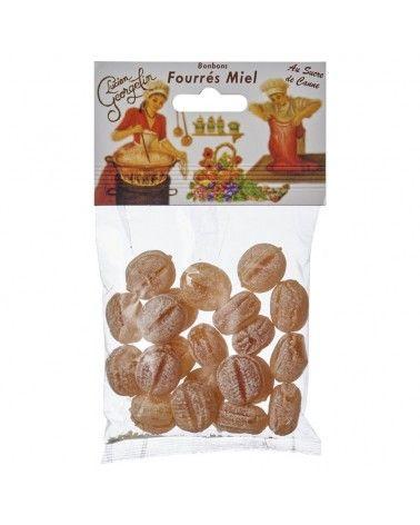 Bonbons fourrés au miel 150g bio