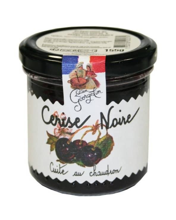 Confit de cerises noires 50g