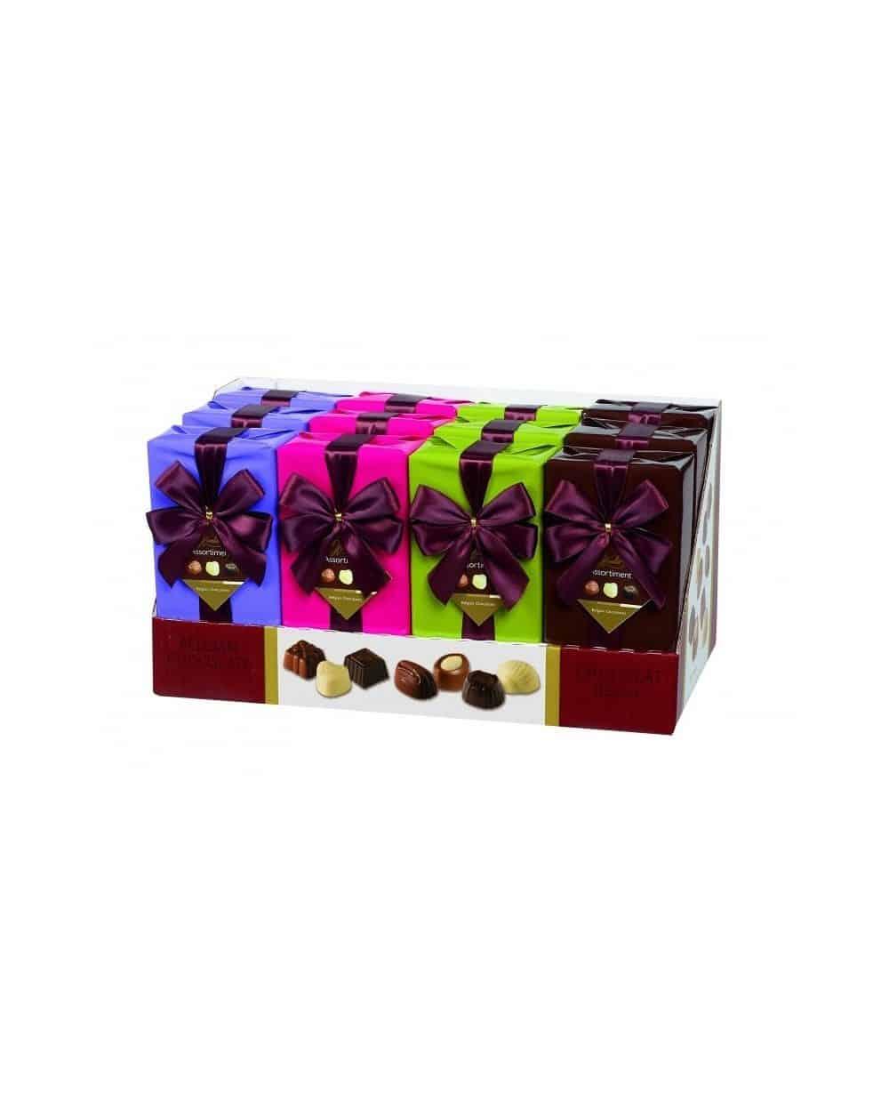 Ballotin de chocolats Belges 250g
