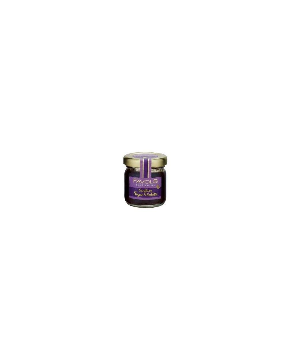 Confiture Figue Violette 42g