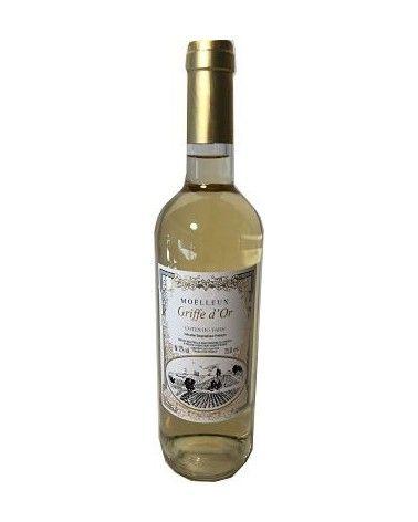 Côtes du Tarn blanc moelleux Griffe d'Or 75cl