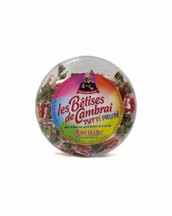Tambourin de Bêtises de Cambrai Tutti Fruti 300g