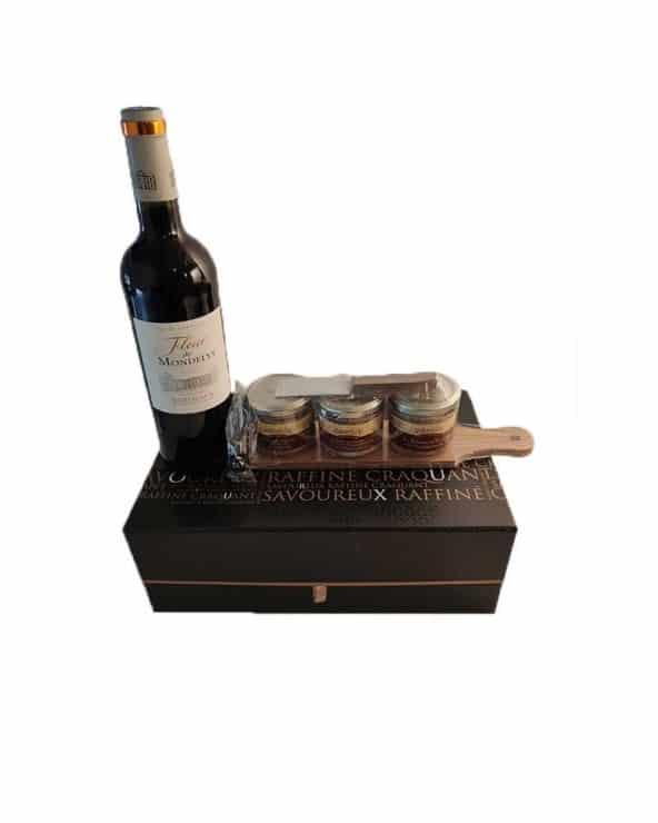 Coffret Le Bordeaux Gourmand