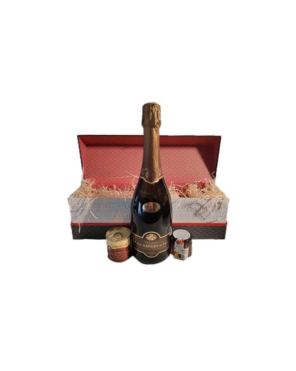 Coffret Cadeau Champagne Prestige