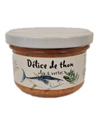 Thon aux olives 90g