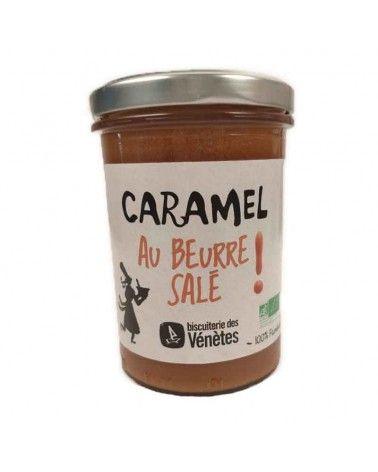 Crème de Kar'Amel au beurre salé 220g
