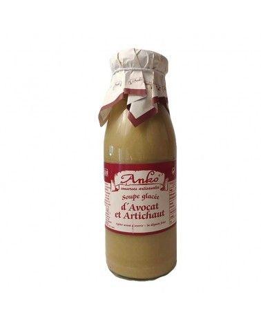Soupe Avocat Artichaut 500ml