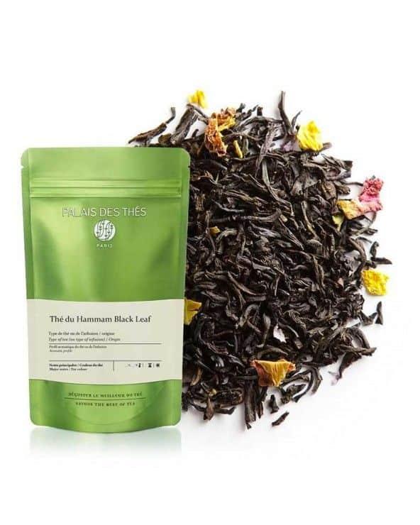 Thé du Hammam Black Leaf 100g
