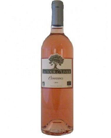 Vin rosé BIO Côtes du Tarn La Tour Olivier 75CL