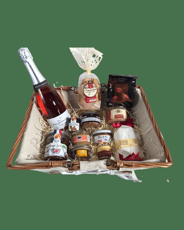 Panier Cadeau Le Noël des Gourmands