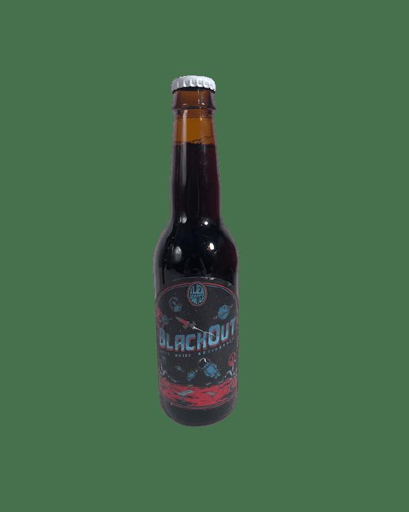 Blackchoulette 33cl Bière noire artisanale
