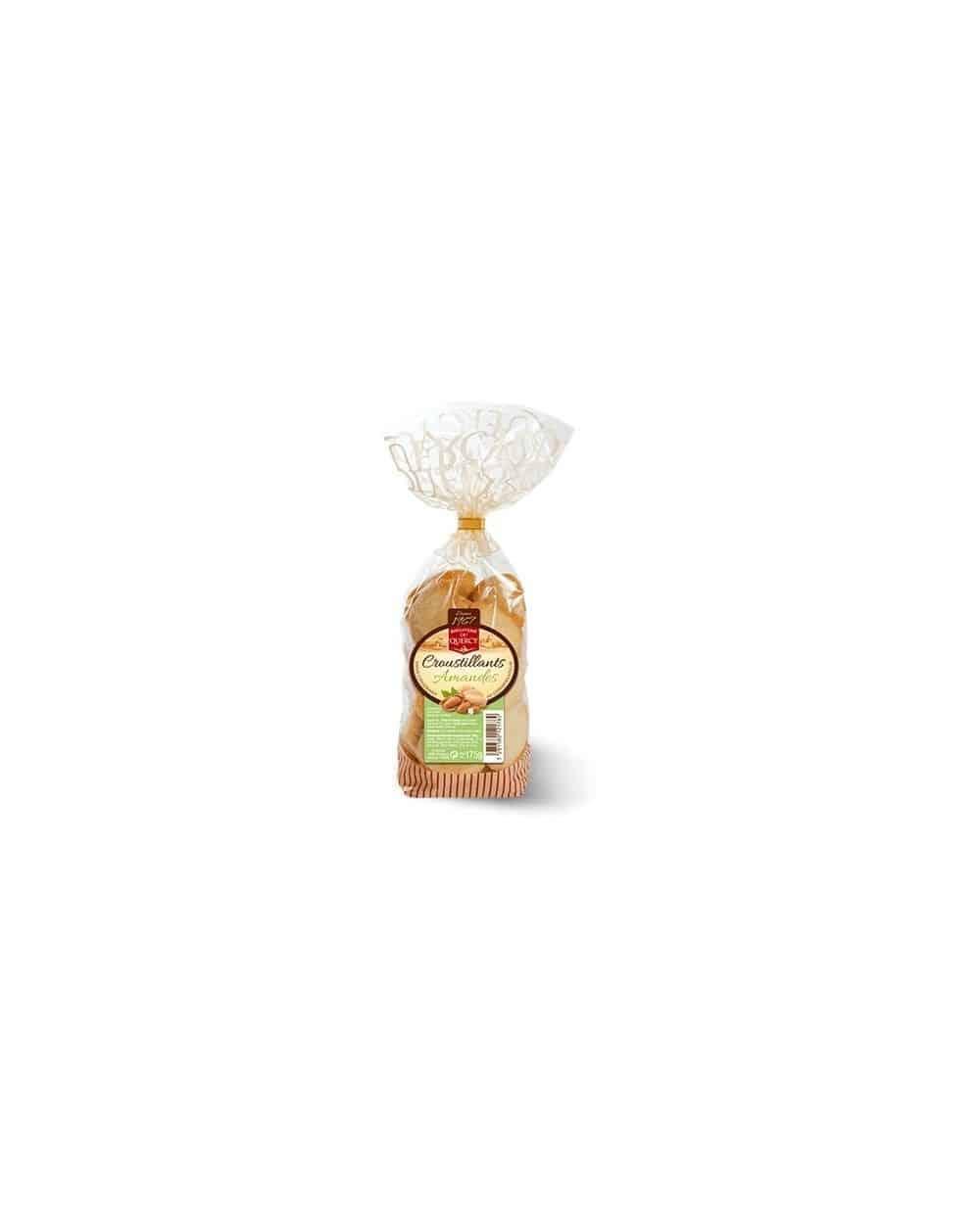 Croustillants aux amandes 100g