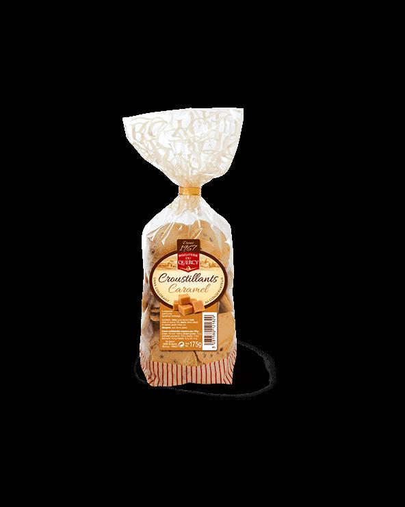 Croustillants au Caramel 100g
