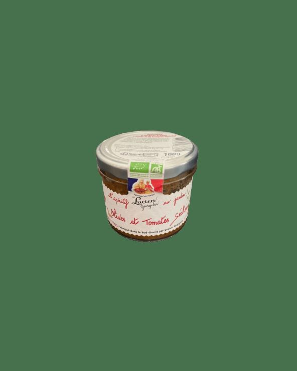 Olives et tomates séchées BIO