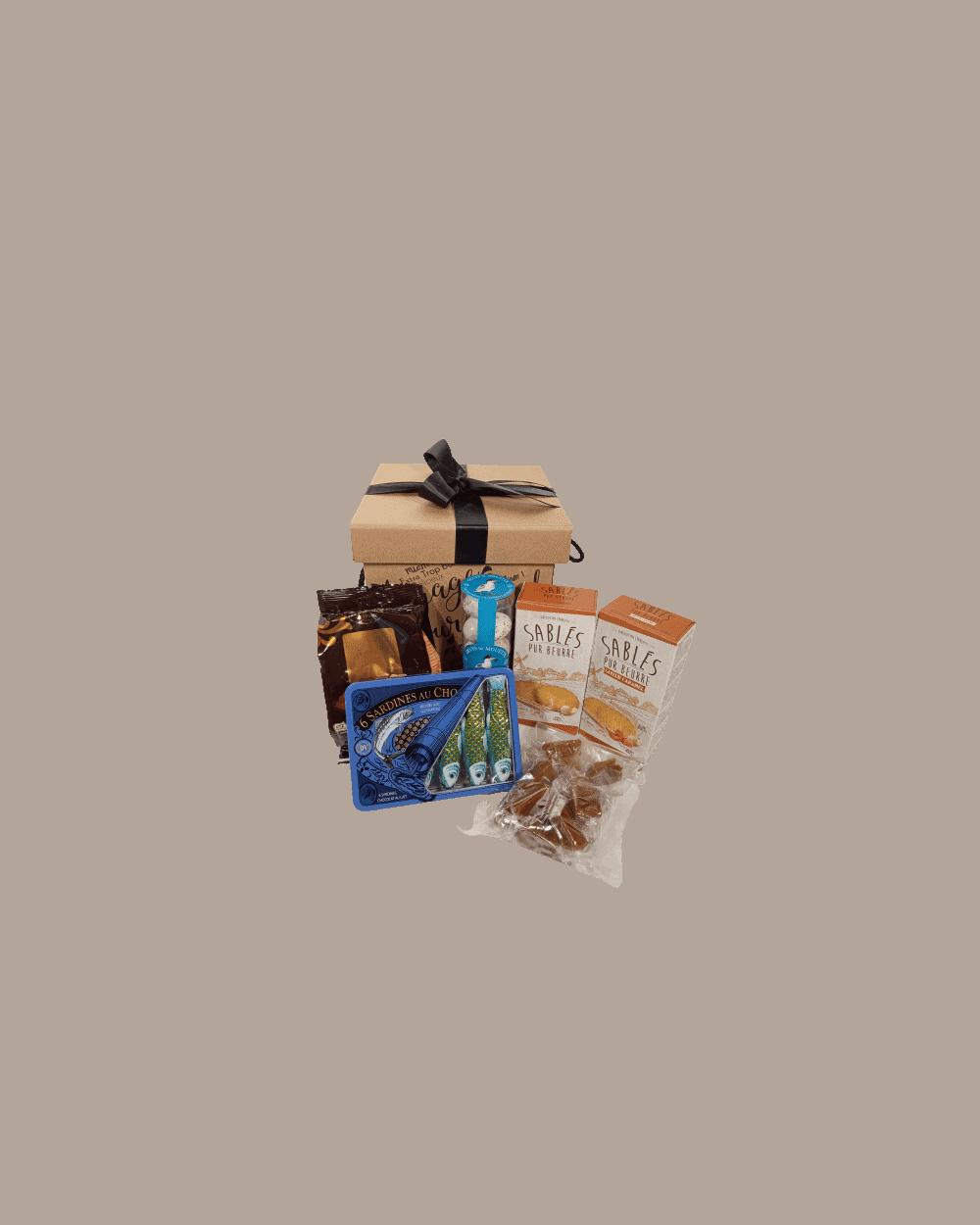 Coffret Gourmand Le Cadeau Breton