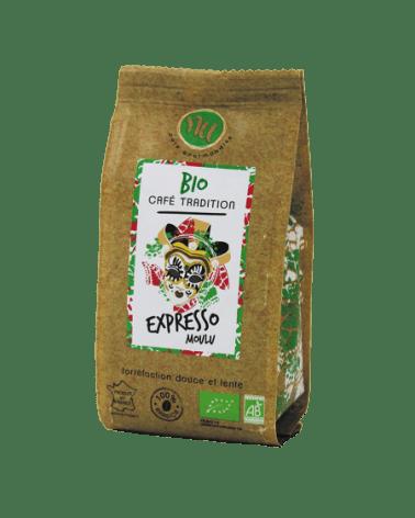 Café Expresso Bio Nu 125g