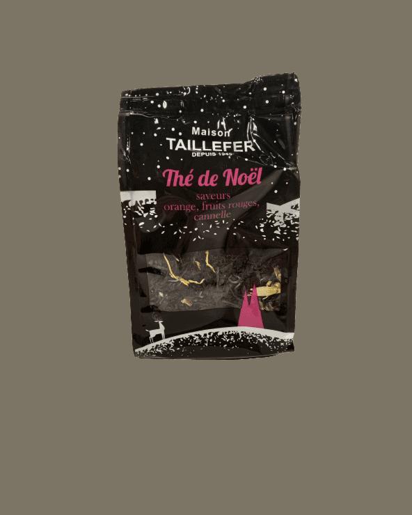 Thé Noir de Noël Sachet 50g