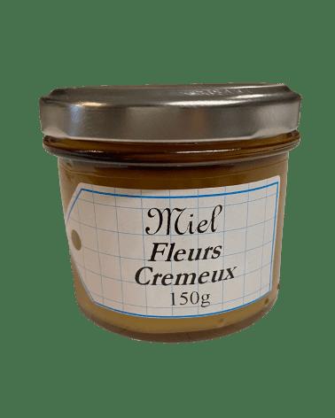 Miel de fleurs crémeux 150g