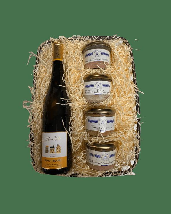 Coffret Cadeau À la Découverte de l'Alsace