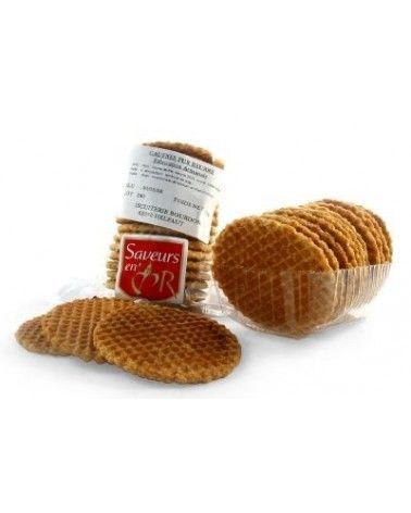 Gaufres pur beurre artisanales 150g
