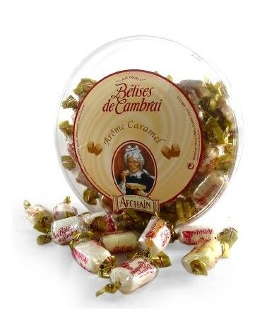 Tambourin de Bêtises de Cambrai au caramel 300g