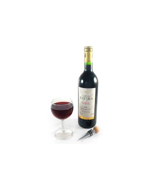 """Vin rouge Gaillac """"Bouton Larroze"""" 2010 75cl"""