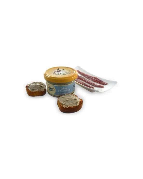 Délice d'anchoïade à la Provençale 90g