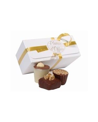Ballotin de chocolats Belges 125g