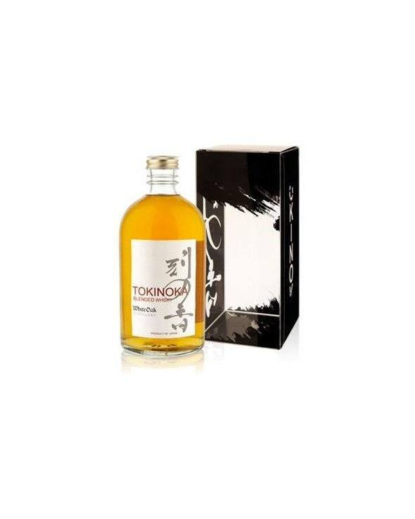 Whisky TOKINOKA Blended Japon 50cl