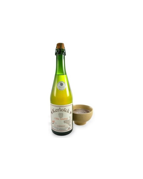 "Cidre Brut ""Kerloïck"" 75cl"