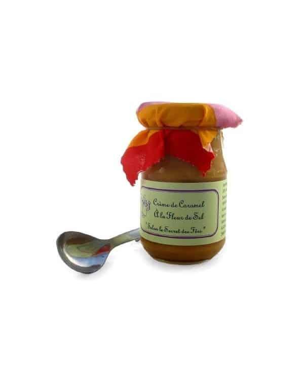 Crème de caramel au beurre salé 200g