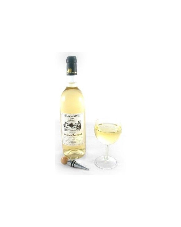 """Vin blanc Bergerac moelleux """"Siorac"""" 2009 75cl"""