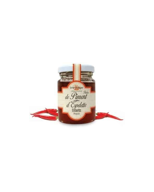 Gelée de piment d''Espelette 100g