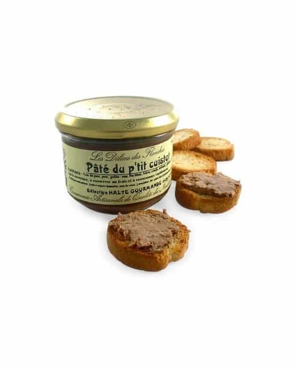 Terrine de foie du p'tit cuistot 200g