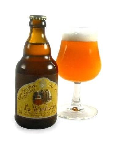 Bière du Nord au genièvre de Wambrechies 33cl