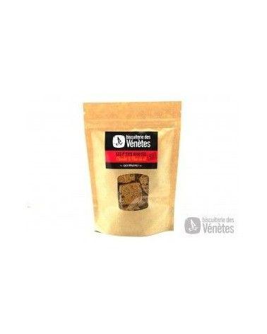 Sablés Chocolat fleur de sel 150g