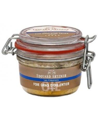 Foie Gras d'Oie entier de l'Est 120g