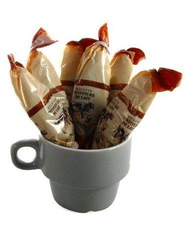 Sachet de 5 sucettes au caramel beurre salé