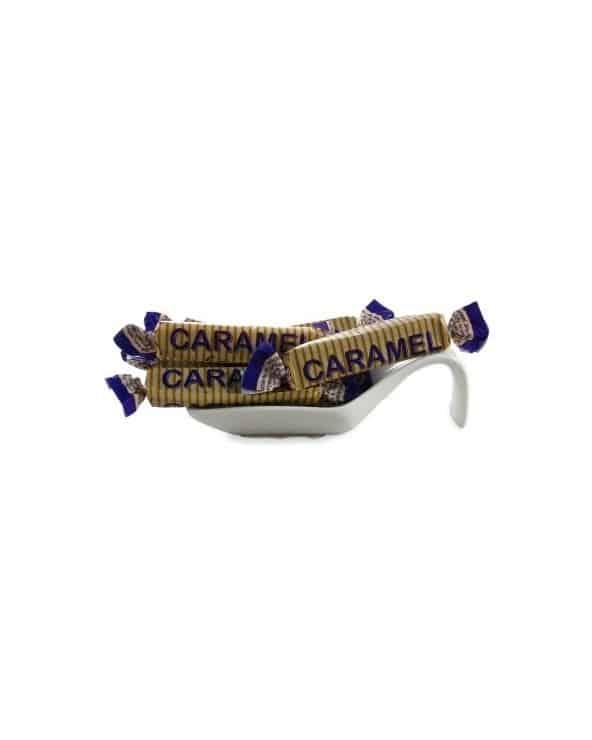 Sachet de 6 barres au caramel salé