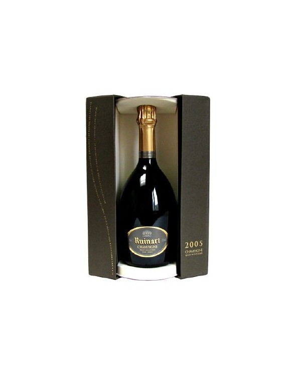 Coffret champagne Ruinart brut millésimé 2009 75cl