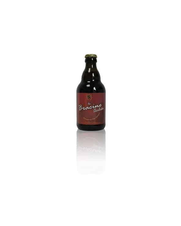 """Bière ambrée du Nord """"Bracine"""" 7% 33cl"""