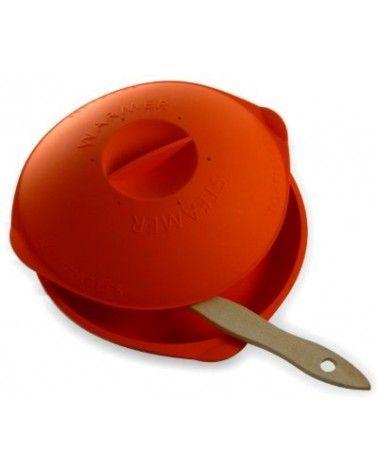 Auto-cuiseur réchauffeur orange