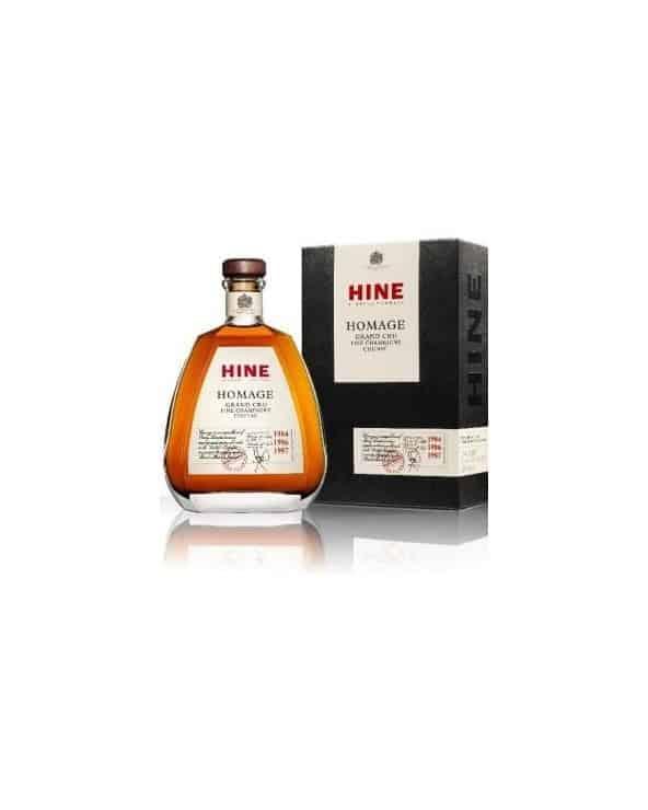 """Cognac """"Homage"""" 70cl en étui cadeau"""