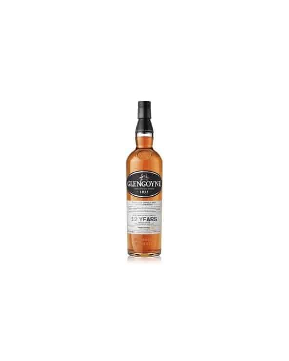 """Single malt Whisky """"Glengoyne 12 ans """" 43°"""