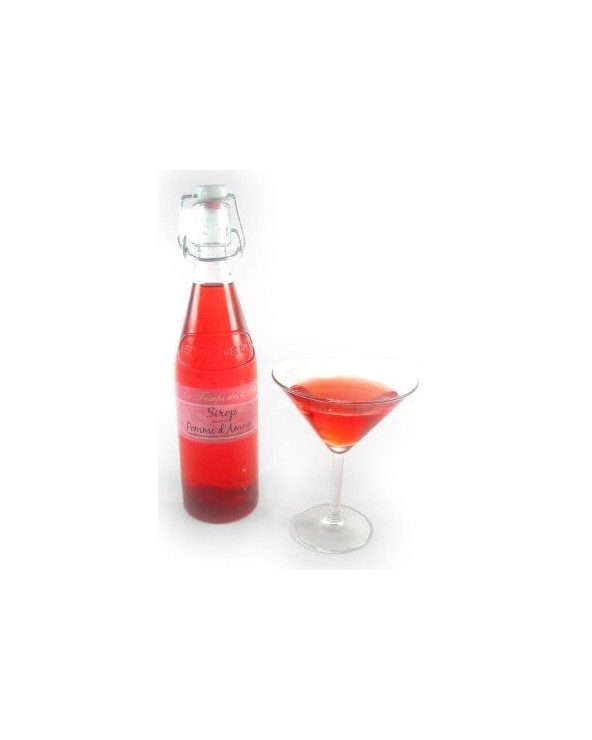 Sirop pomme d'amour 50cl